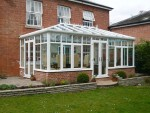 completed conservatory - plans by Easyplan