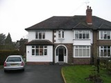 Property A Completed front elevation - Two storey side and rear extension - plans by Easyplan