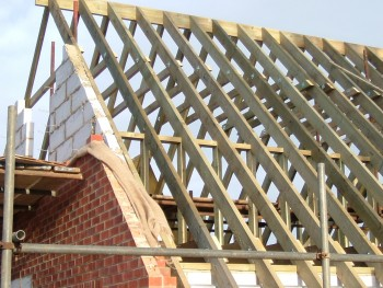 Building Regulations extensions and roof trusses
